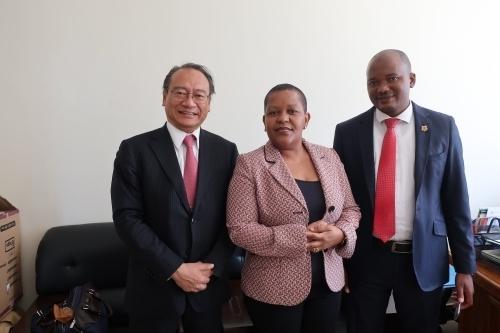ドドマ市訪問 | 在タンザニア日本国大使館